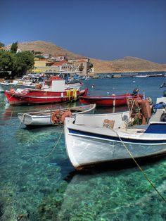 Rhodos - Vorfreude auf den Sommerurlaub 2013