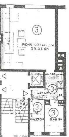 Möblierte 1-Zimmer-Wohnung in der Uhlandstraße