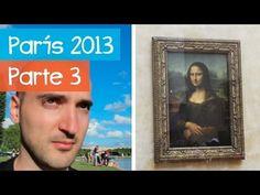 PARIS 2013 (PARTE 3): La Mona Lisa - Ciudades del Mundo. Tercer vídeo de mi visita a París para Ciudades del Mundo. Visito el museo del Louvre y te muestro sus obras más conocidas, como la Gioconda (la Mona Lisa) de Leonardo da Vinci, la Venus de Milo, el trono de Napoleón, etc. También te muestro el Palacio de Versalles y sus increíbles jardines. Espero que te guste. :)