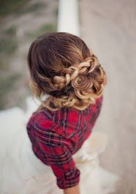 Fancy Braids - Creative Hair Styles