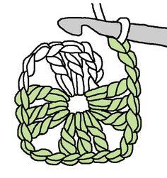 The Humble Granny Square   Renate Kirkpatrick's Freeform Crochet~Knit~Fibre Designs