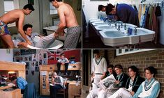 Life at the nation's top boarding schools of the 1980s revealed #DailyMail