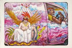 Caras Vemos, Corazones No Sabemos: The Human Landscape, Luis Jimenez