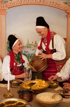 The folk dress of my ancestors from Sweden.  Copyright-Laila-Duran
