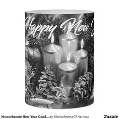 Shop Monochrome Christmas Candles created by MonochromeChristmas. Flameless Candles, Led Candles, Custom Candles, Vinyl Fabric, Christmas Candles, Voss Bottle, Monochrome, Join, Merry