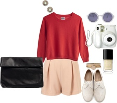 """""""inspired outfit for being in the front row of a fashion show"""" by hayleycarbran ❤ liked on Polyvore"""