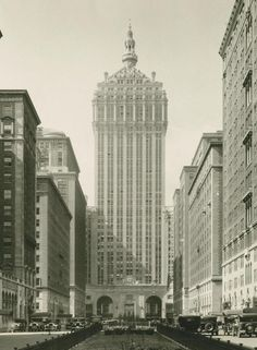 1933 - New York Central Building (The Helmsley Building)