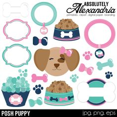 BUY 2, GET 1 FREE!! Just add three of our clipart or paper packages to your cart and use coupon code ABSOLUTELYALEXANDRIA for your free set! **This deal cannot be combined with other sales or promotions.**  MATCHING PAPERS>>>