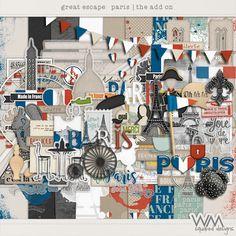 Great Escape: Paris – The Add On