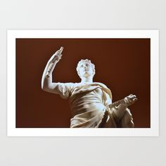 Collect your choice of gallery quality Giclée, or fine art prints custom trimmed by hand in a variety of sizes with a white border for framing. Fine Art Prints, In This Moment, Statue, Gallery, Roof Rack, Art Prints, Sculpture