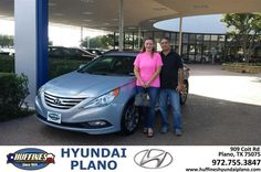 https://flic.kr/p/T7oT7B | #HappyBirthday to Heather from Lamar Rogers at Huffines Hyundai Plano! | deliverymaxx.com/DealerReviews.aspx?DealerCode=H057