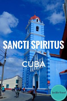 Sancti Spiritus is a quaint country town, great place to escape the tourists, eat some yummy food, and enjoy the sights and sounds of everyday Cuba! Travel Advice, Travel Guides, Travel Tips, Travel Articles, Travel Info, Cuba Travel, Solo Travel, Cuba Itinerary, Visit Cuba