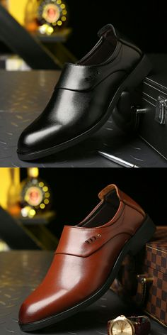 192b77808640 New Design Luxury Brand Men Shoes High Quality Business Derby Wedding Shoes  Footwear
