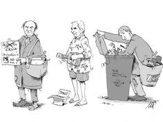 Weniger Förderungen und Spenden: verarmt die Politik?