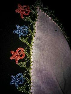 Oya Crochet Borders, Filet Crochet, Crochet Edgings, Needle Lace, Cotton Crochet, Crochet Flowers, Decoration, Needlework, Sewing