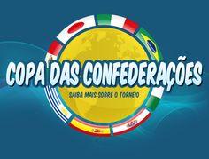 Infográfico - Copa das Confederações