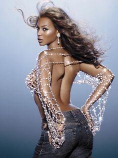 Beyoncé.....