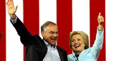 Clinton, Kaine – Open Border Population Merge With Mexico In First 100 Days