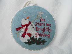 Sweet Pea Stitches: Nick's 2010 Ornament