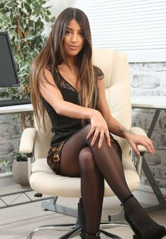 The Office, Hosiery, Eye Candy, How To Look Better, Most Beautiful, Short Dresses, Tights, Mini Skirts, Stockings