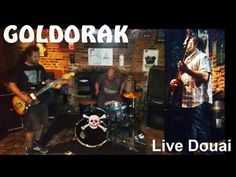 GOLDORAKIt's a belgian mathrock/ noise band with jazz influences,and a quite crazy humor.Here's a video of yesterday's gig in Douai,with a jazz song and a noise song. Jazz Songs, Crazy Humor, Concert, Band, Metal, Music, Musica, Sash, Musik