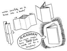 One Sheet Comic Workshop: One Sheet Comic Workshop Template