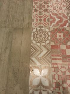 """Part of the Ricchetti Group, Cerdisa launched Formwork, a distressed rug look in 12""""x 48"""" and 6"""" x 48""""."""