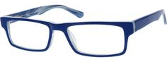 3065 Acetate Full-Rim Frame With Spring Hinges
