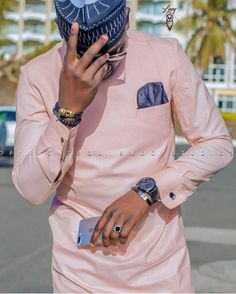 Shop African clothing from our store at the best price. Check out our latest collection of African clothing now! African Wear Styles For Men, African Shirts For Men, African Dresses Men, African Attire For Men, African Clothing For Men, Nigerian Men Fashion, African Men Fashion, Mens Fashion, Costume Africain