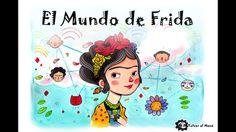 El Mundo de Frida | Frida's World app -- SpanglishBaby.com
