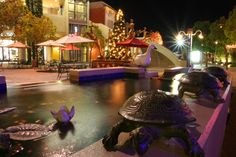 The holidays at Roseville Galleria