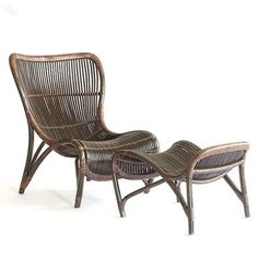 Amour Cane Chair