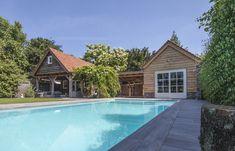 Pool Houses, Doors, Outdoor Decor, Home Decor, Homemade Home Decor, Decoration Home, Doorway, Interior Decorating, Gate