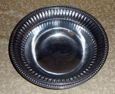 Wilton Armetale Flutes and Pearls Bowl, Round, 11-3/4-Inch - 272184