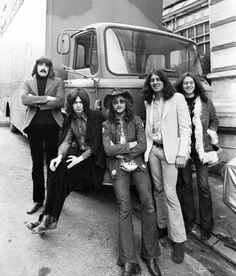 Deep Purple Jon Lord, James Dio, Old Rock, Rock Groups, Black Sabbath, Led Zeppelin, Pink Floyd, Classic Rock, Rock Music