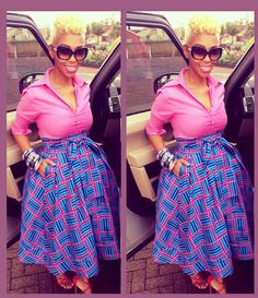 Nhlanhla Nciza is a South African award-winning singer and performer with Mafikizolo.