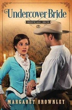 Pinkerton detective Maggie Cartwright has no intention of walking down the aisle...but her current case has Maggie posing as a mail-order bride for widower Garrett Thomas, the prime suspect in the Whistle-Stop Bandit robbery. No sooner does Maggie arrive in Arizona Territory than she's confronted by his meddlesome aunt who insisted the two set an early wedding date. With the clock ticking, Maggie sets to work to uncover the truth.
