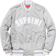 Supreme Mesh Varsity Jacket