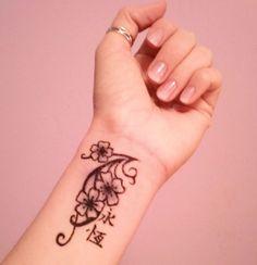 Tatuajes para las mujeres - Tatuaje Hermoso