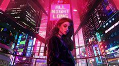 Neue Digital Paintings von Tony Skeor - Kleines Neon-Nightlife-Update: https://www.langweiledich.net/neue-digital-paintings-von-tony-skeor/