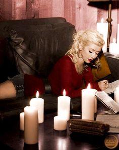 Christina Aguilera PhotoShoots | Aguilerium