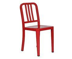 Cadeira Lucce - Vermelha