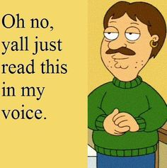 Family Guy Bruce Quotes
