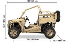 Polaris Launches Second Turbo Diesel MRZR in Same Year - Soldier Systems Daily Honda Pioneer 500, Polaris Utv, Gas Golf Carts, Mini Jeep, Jimny Suzuki, Beach Cars, Bug Out Vehicle, Engin, Expedition Vehicle