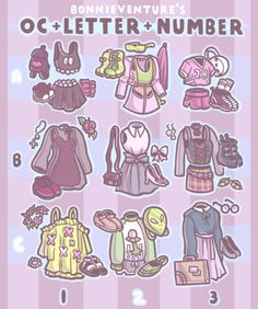 Pick any of my OC's and a letter/number pair! (Charlotte, Daisy, Cinder, Diablos, Aiden, Drew, or Kiara!)