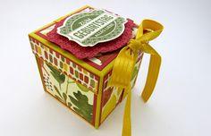 Geschenke für Männer - Explosionsbox zum Geburtstag Geldgeschenk - ein Designerstück von Stempelitis bei DaWanda
