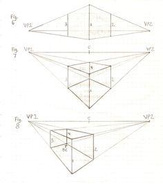 Perspective Tutorial: 2VP2 by GriswaldTerrastone on deviantART