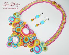 Zena Design – Soutache handmade jewelry