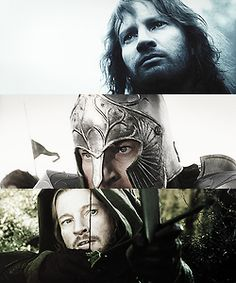Faramir... the films were awesome, but in order to fully learn to appreciate him, you must read the books.