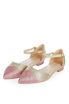 cb954e18315 10 28 16 Alice Two Part shoes   Top Shop Pink Toes